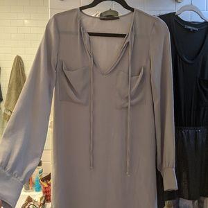 BCBGMaxAzria - Women's Shift Shirt Dress